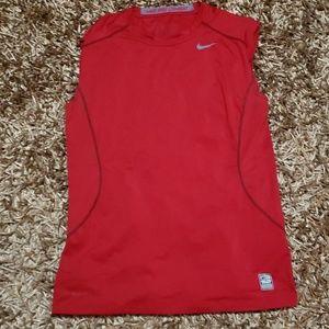 Nike Pro Combat Dri fit fitted shirt